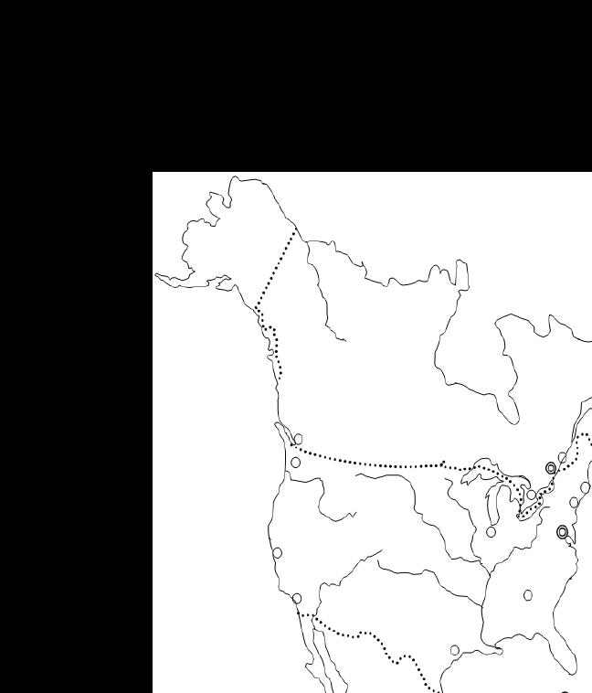 世界地图空白图(高清版)