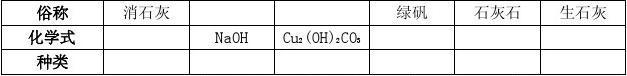 初三化学第十单元《酸碱盐》测试题(二)答案