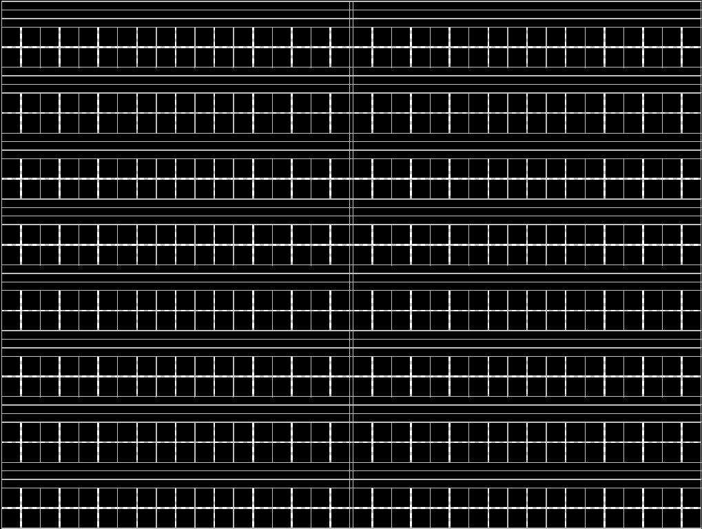 拼音_汉字_四线三格_ 田字格_标准练习模板 ī 一一一一一二二.图片