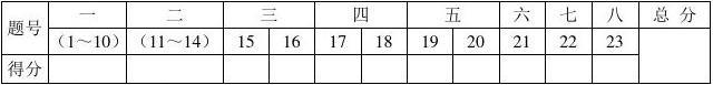 2017-18-1九年级数学期中试卷(已排)定