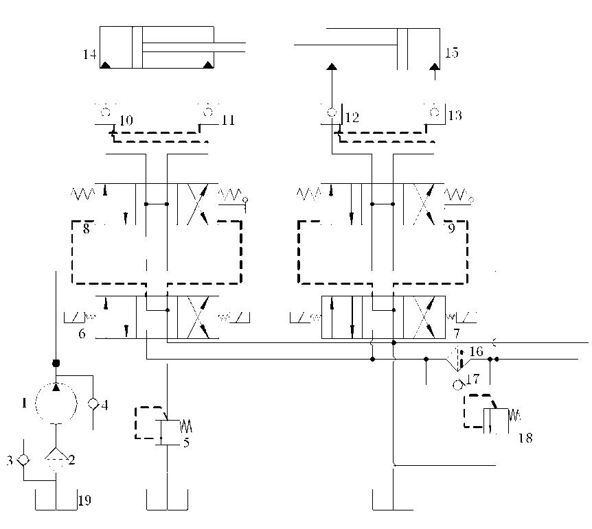 电牵引采煤机液压系统常见故障分析