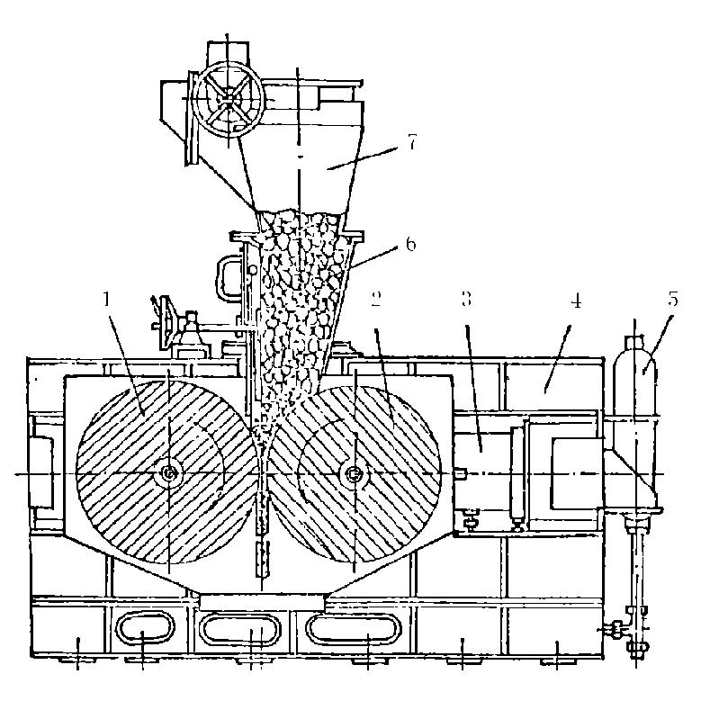 新型辊压机液压系统的设计及其故障诊断图片