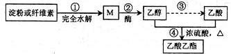 201411高三月考理综试卷(附答案)