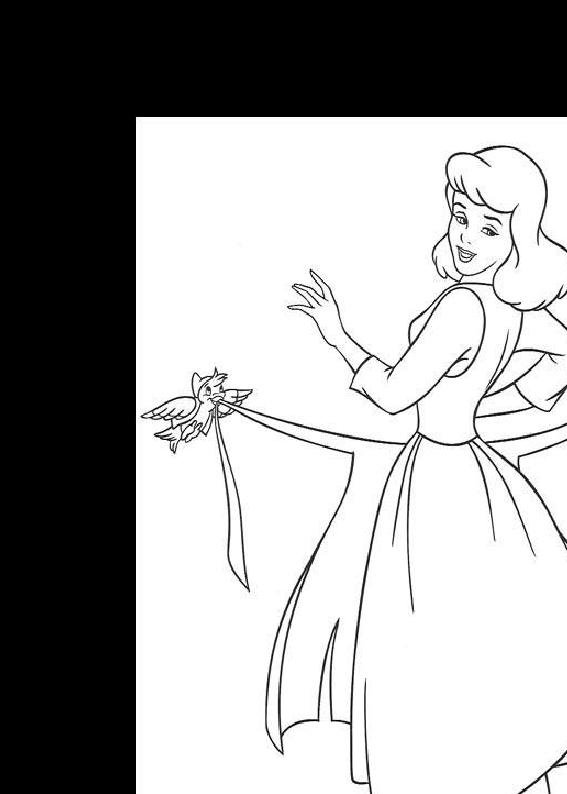 design 小公主图片大全可爱 画一个简单漂亮的公主 漂亮小  设计画画图片