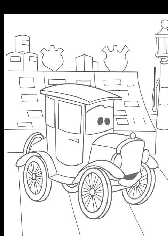 免费文档 所有分类 幼儿教育 幼儿读物 填色画(可直接打印)