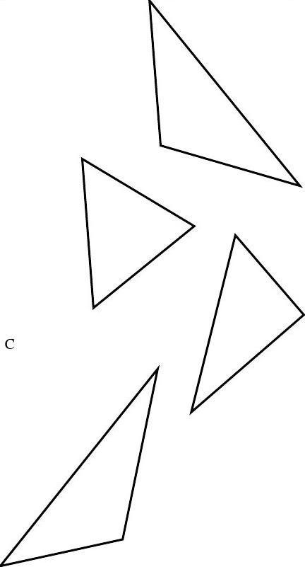 三角形画高的工具【相关词_ ps钢笔工具画三角形】图片