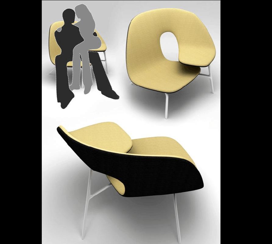 创意设计——椅子图片