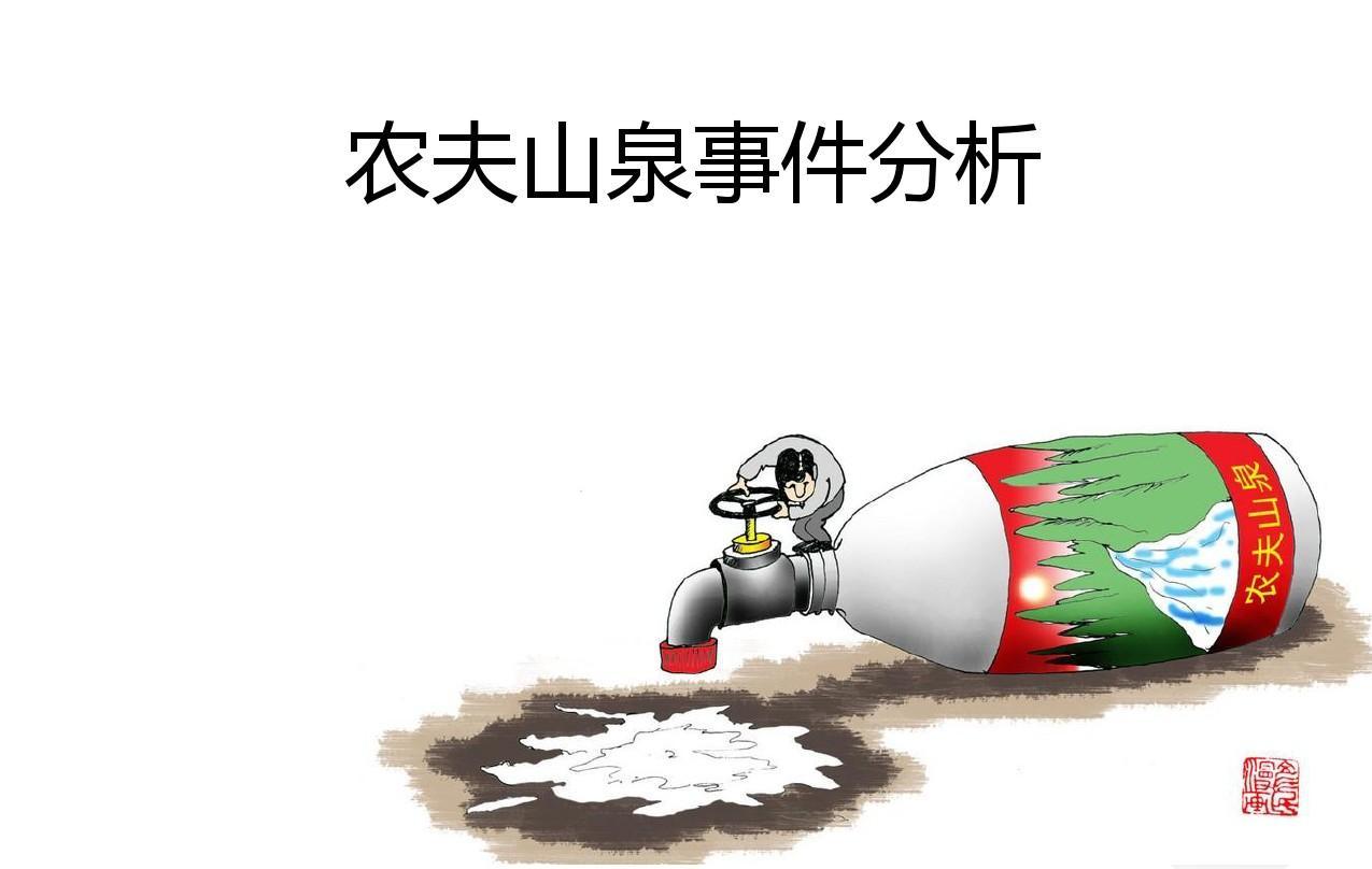 危机公关案例-农夫山泉事件分析ppt图片