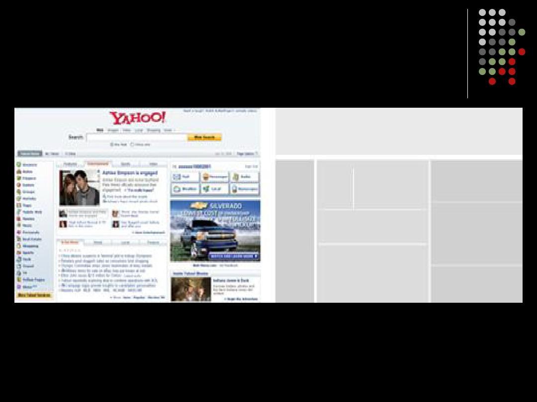 网站版式设计ppt图片