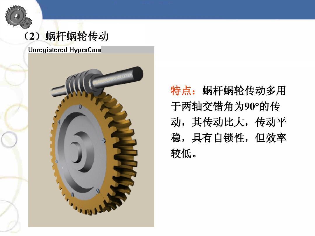 齿轮传动设计1ppt图片