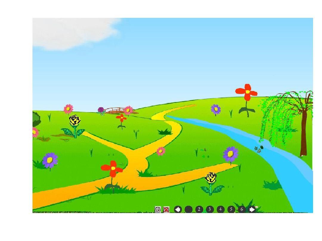 浙美版一年級美術上冊《小雨沙沙 2》ppt圖片