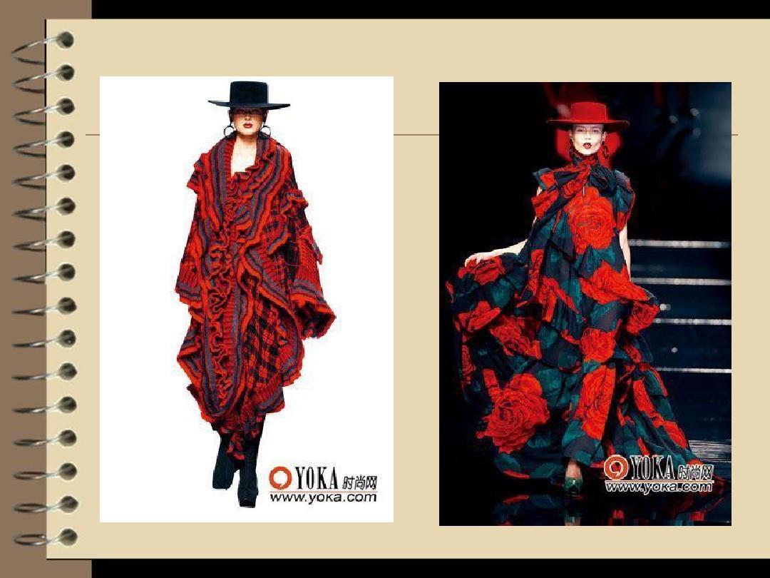 无忧文档 所有分类 人文社科 设计/艺术 服装形式美法则ppt  第37页图片