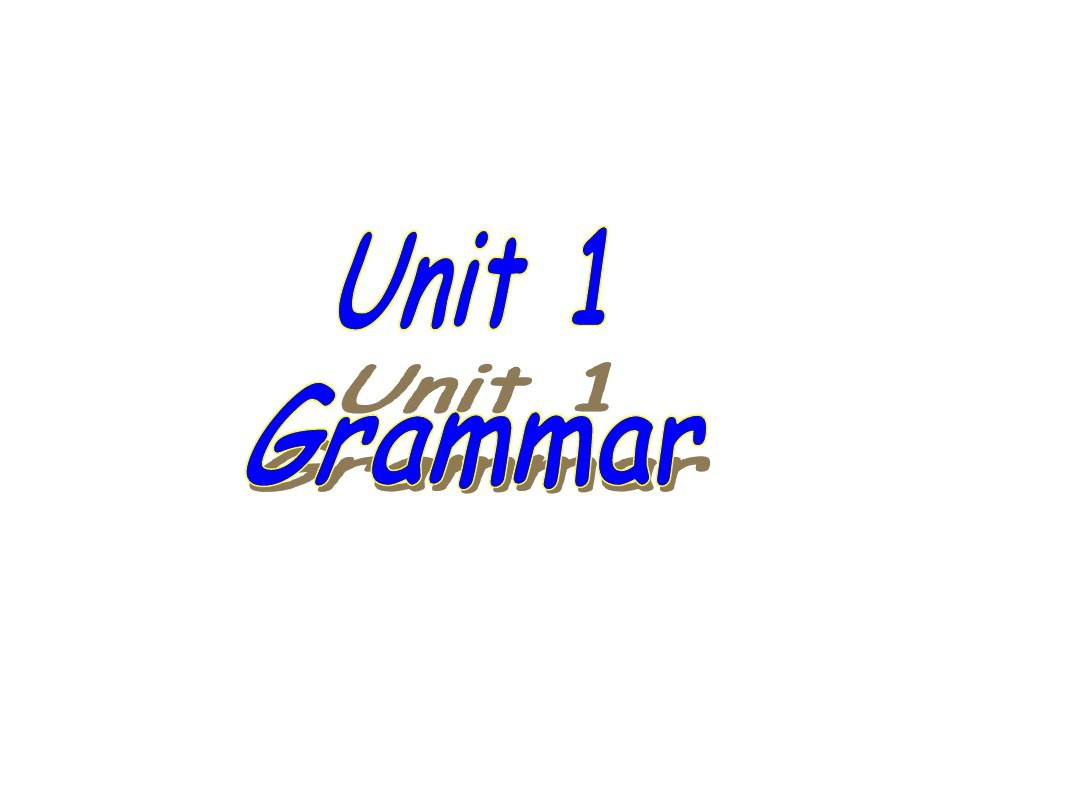 牛津译林初中英语七年级下册7B Unit1 Dream Homes语法课件