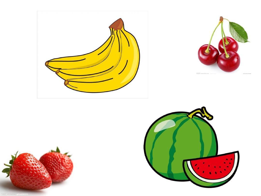 泥工:好吃的水果图片
