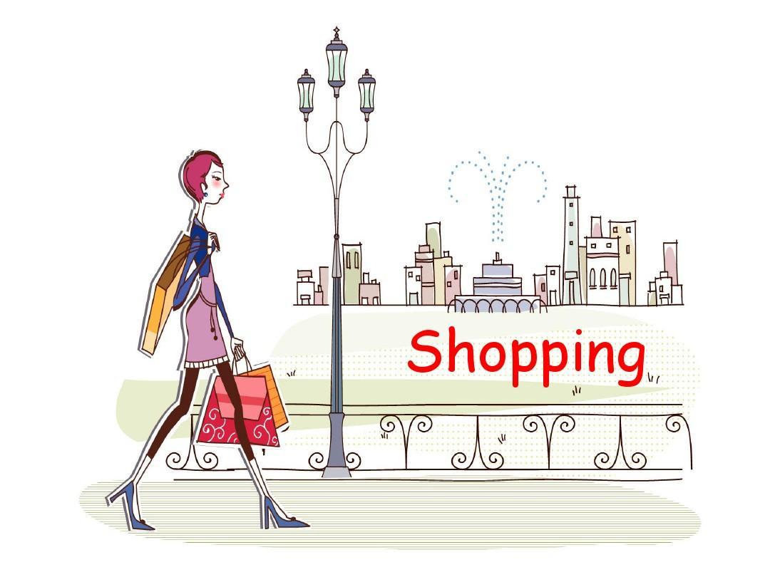 Go shopping online