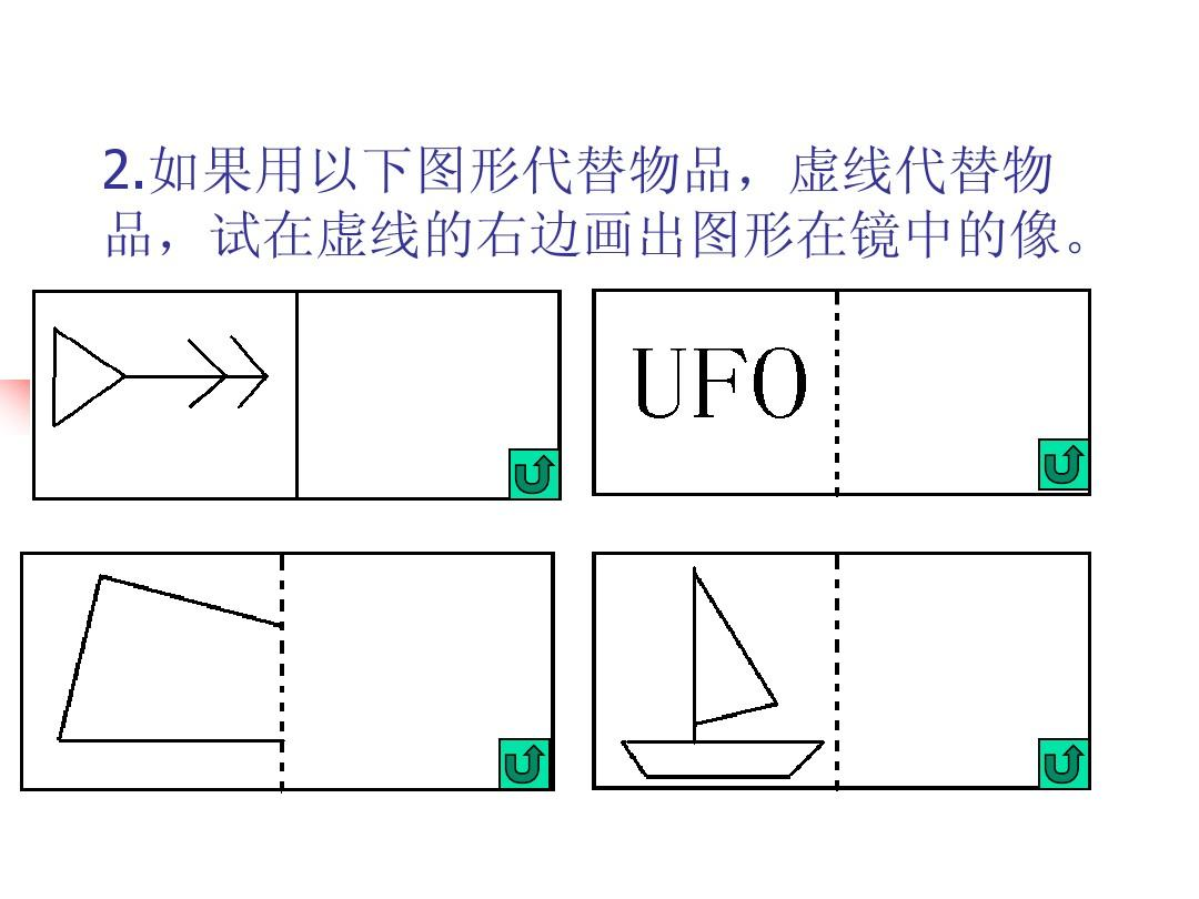 2.1轴对称与轴对称图形(5)课件(苏科版八上)ppt图片