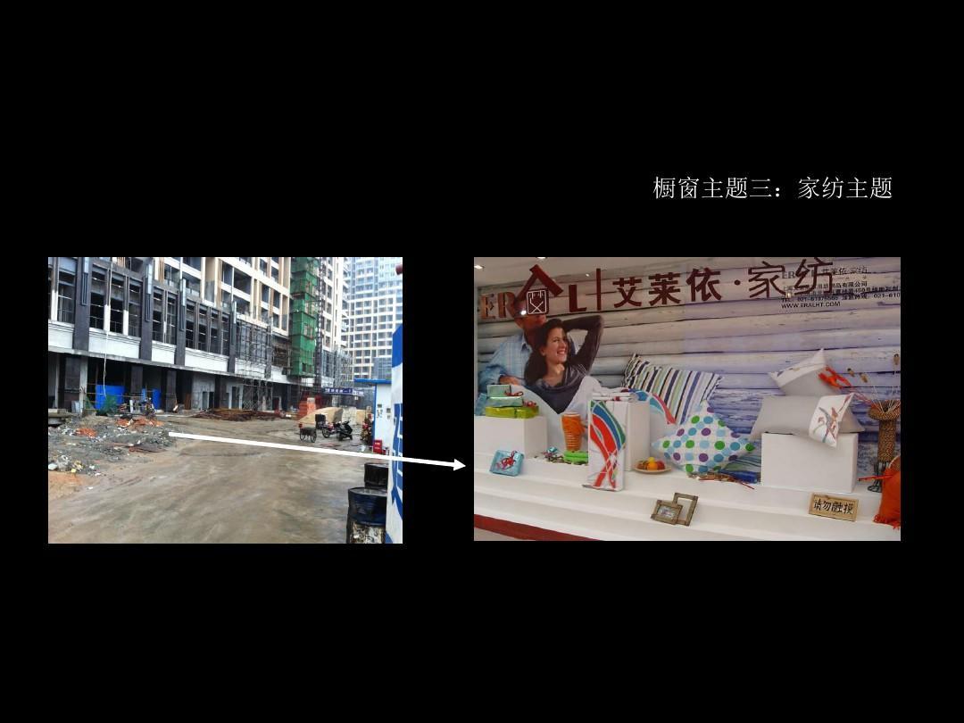 商业街现场包装方案ppt图片