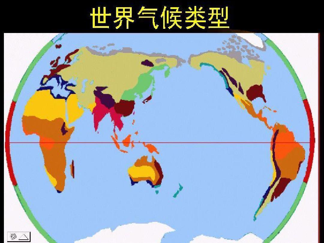 世界气候类型