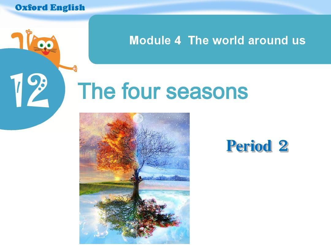 the four seasons Period 2