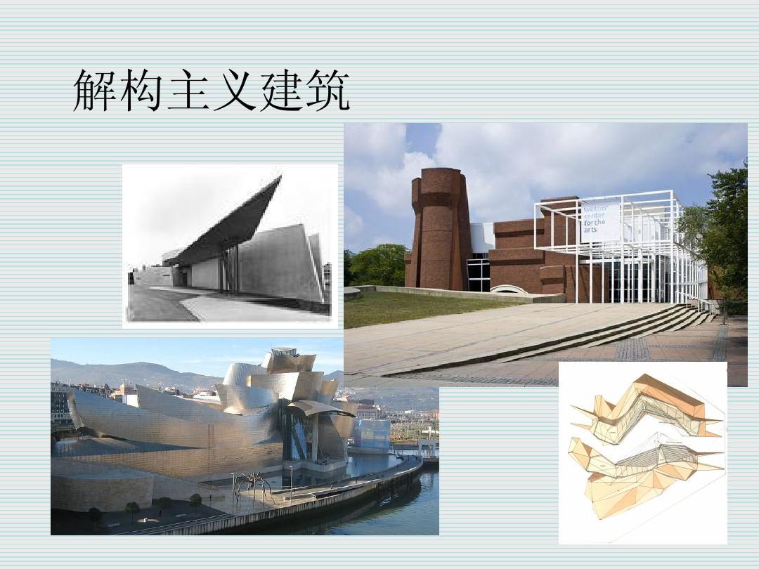 你可能喜欢 解构主义设计 解构主义理论 后现代主义设计 建筑风格 新图片