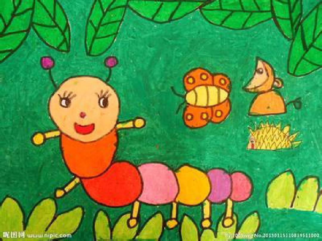 一年级美术应该怎么教 一年级美术要教他们画什么图片