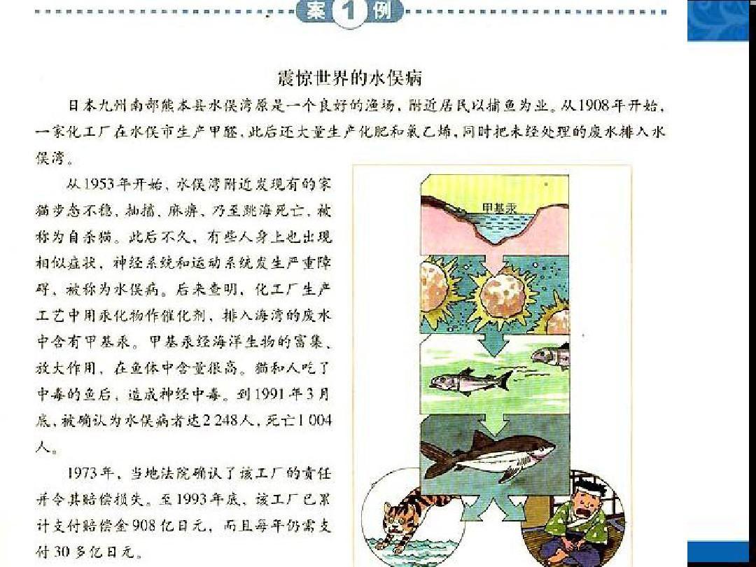 第二章 环境污染与防治