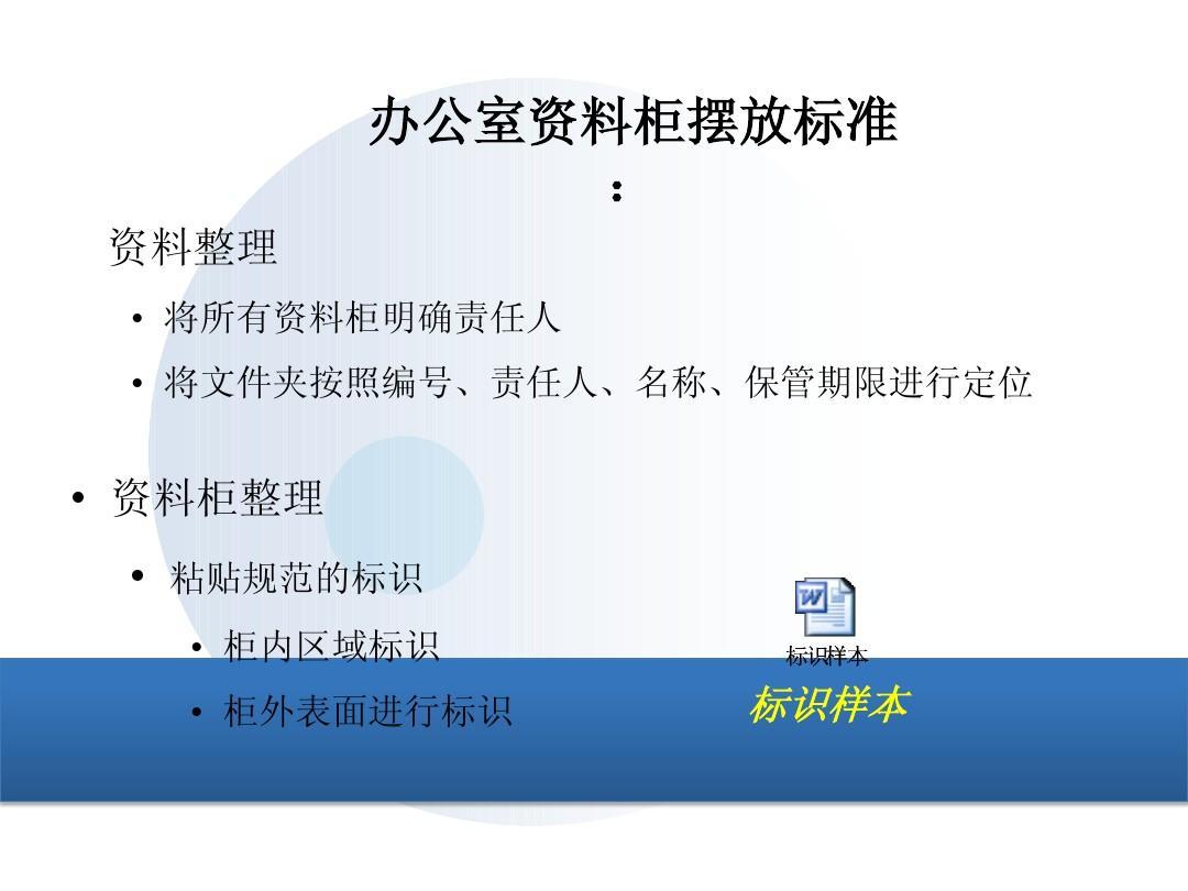 办公室5s管理培训材料ppt图片