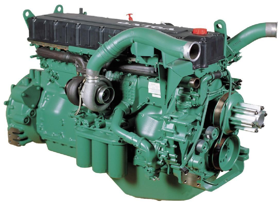 沃尔沃挖掘机柴油发动机图册