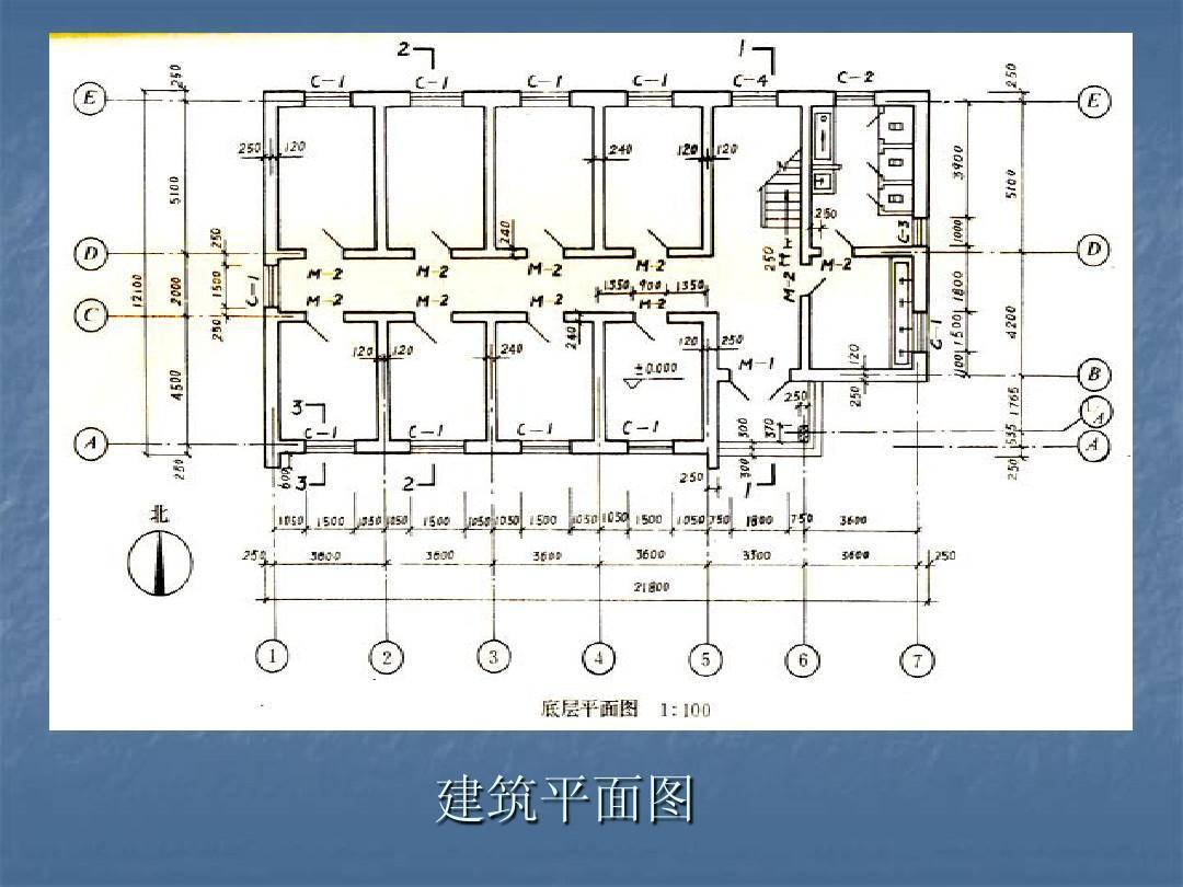 建筑施工电路囹�)�c_建筑施工测量技术ppt