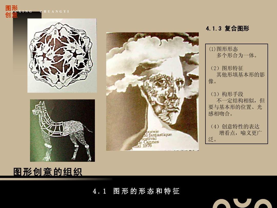 《图形创意》课件之四图形创意的组织ppt图片