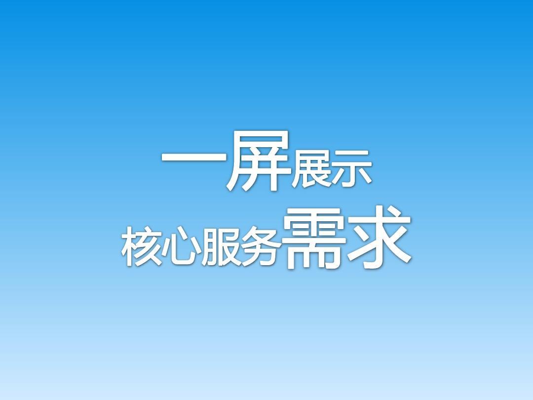 中国电信天翼客服手机客户端介绍ppt