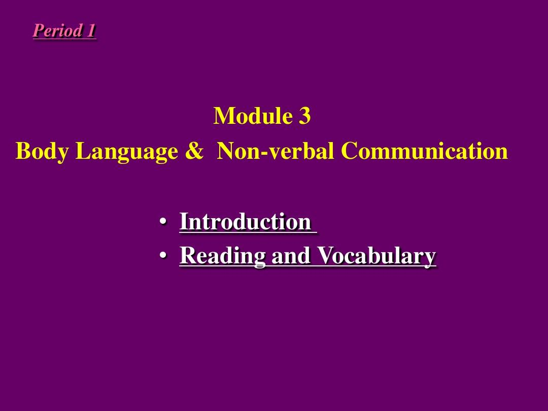 advantage body language communication Ch 5 - nonverbal communication • 50 - chapter introduction • 51 - recognizing different forms of nonverbal communication • 52 - describing how body language.