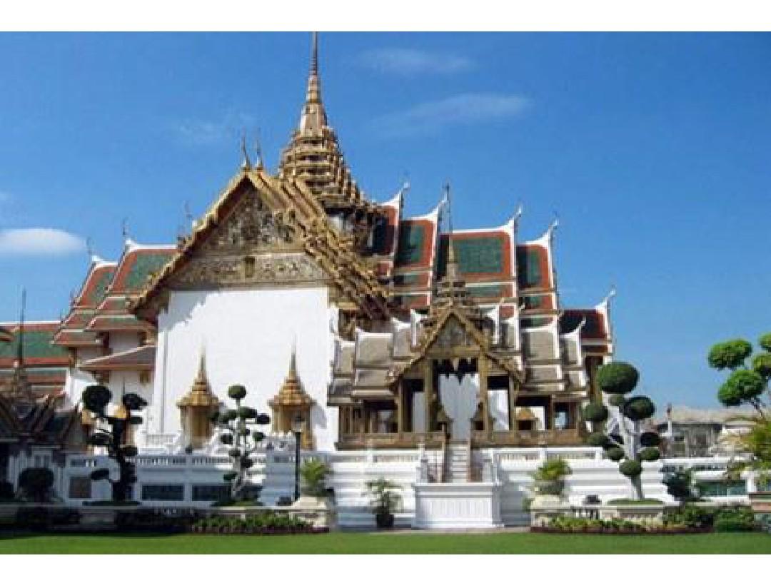 Introduction of Thailand 英语演讲稿,泰国简介,文化 食物,地理。。个人原创