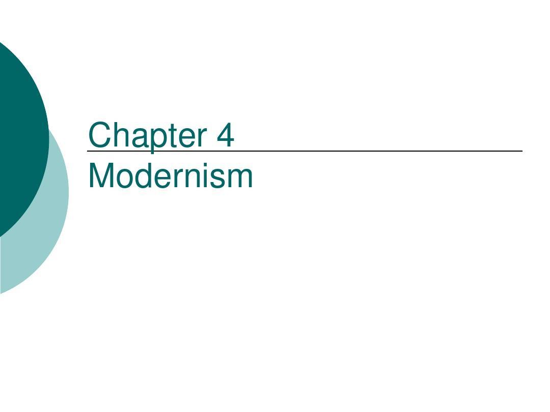 美国文学史第一次课PPT