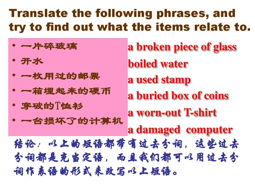 Book5 Unit1.Learning about language课件