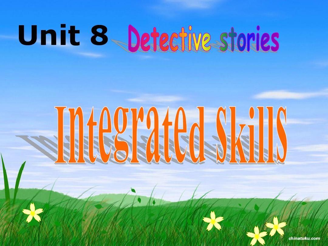 牛津年级版英语9九译林上册unit8Detectivest小班上幼儿园说课稿图片
