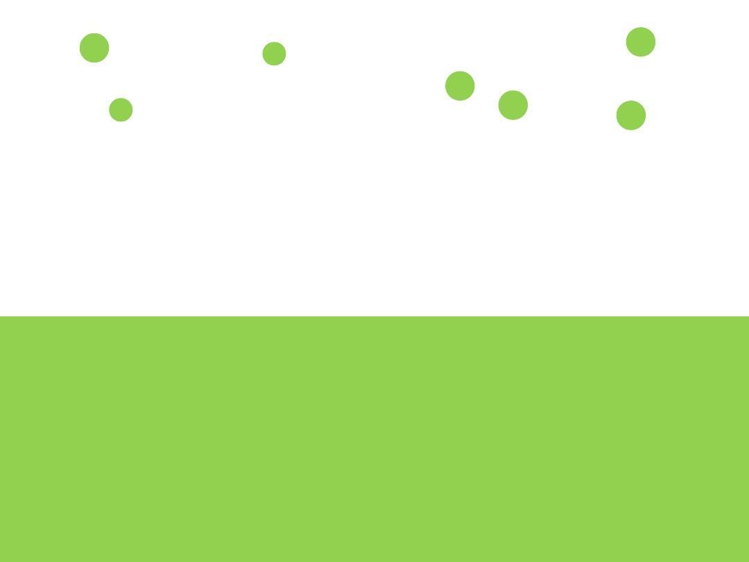 绿色精美ppt动态模板图片