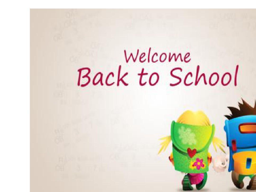 2015新版PEP小学英语三年级下册Unit1 welcome back to school