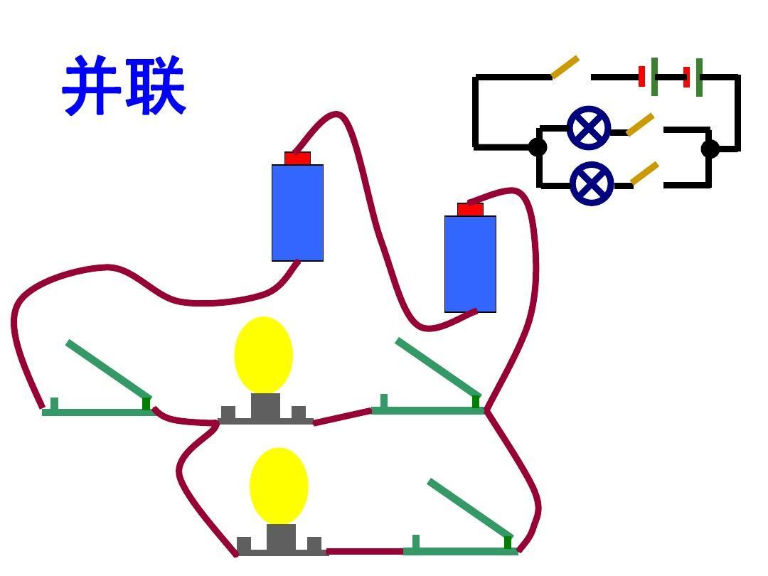 3串聯和并聯教學課件4ppt圖片