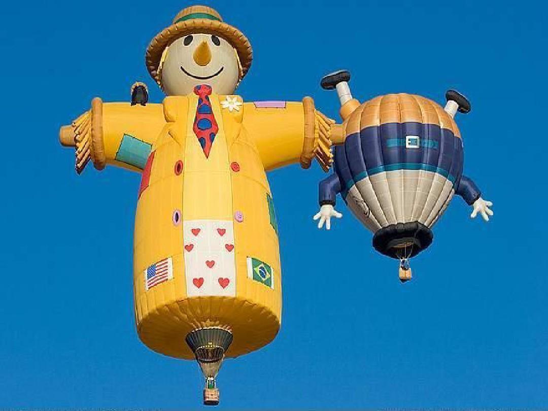 创意美学:热气球展20120324ppt图片