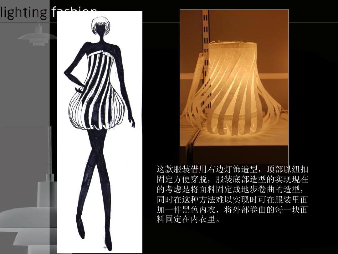 服装设计灵感来源ppt