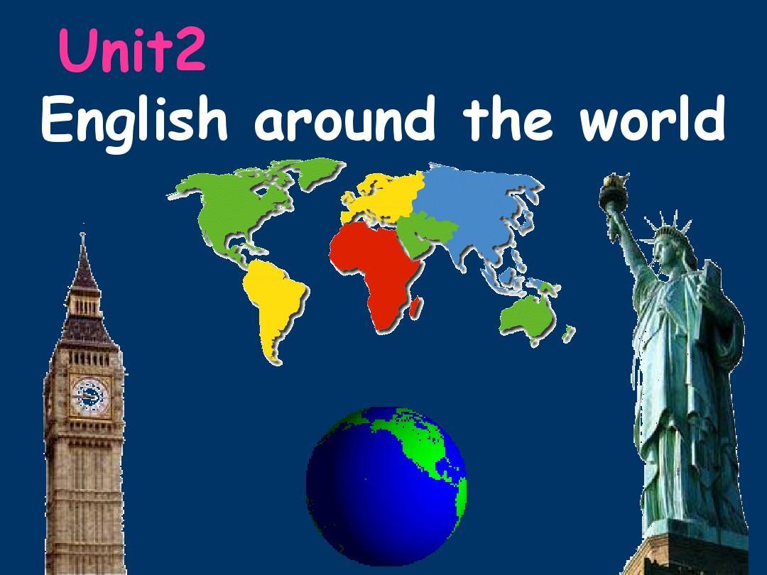 人教高一必修1+unit+2+English+around+the+world+warming+up