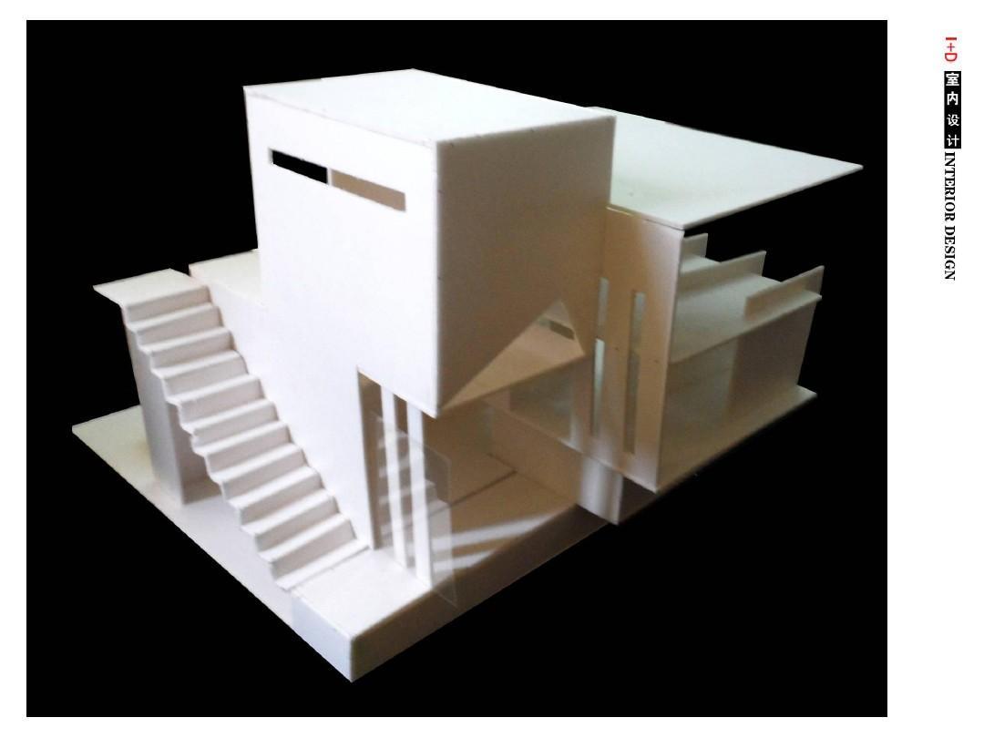 室内设计-空间构成ppt图片