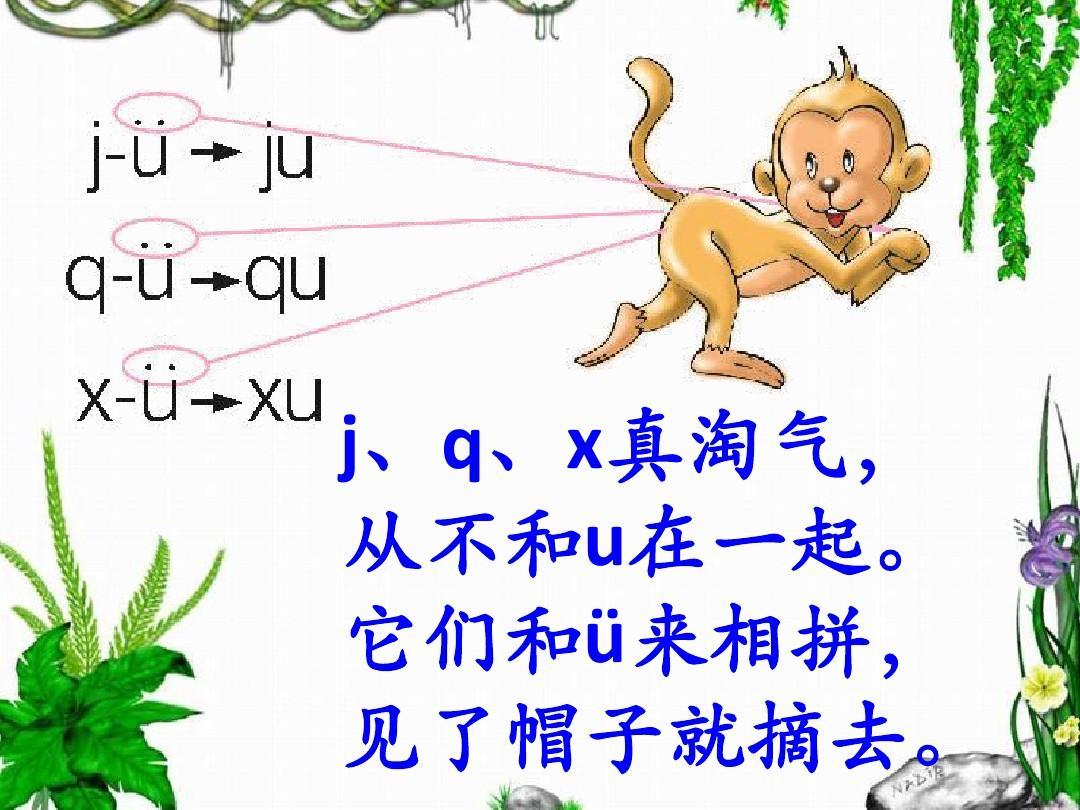 WWW_S_COMYULEJ_小学语文s版一年级上册看图说话学拼音jqx公开课课件ppt