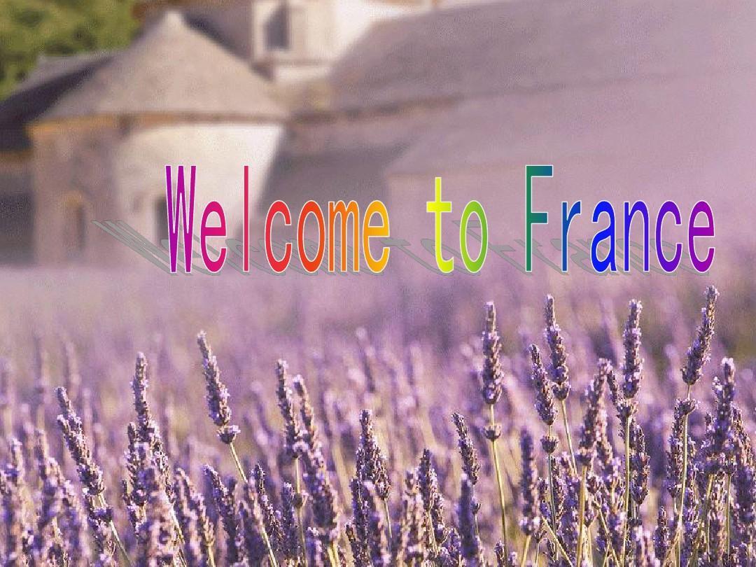 france_法国_英文_浪漫_romance_ppt