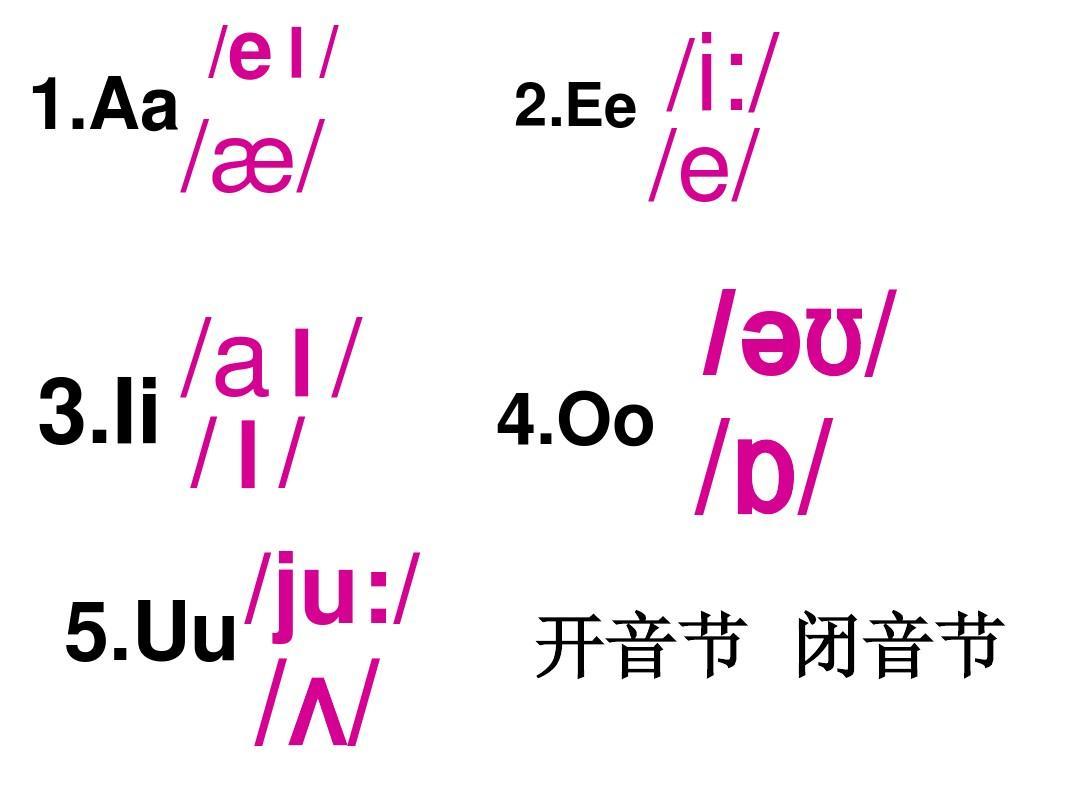 英文字母单词图片 元音字母发音规律 英语元音字母 详细音标 拼音字母图片