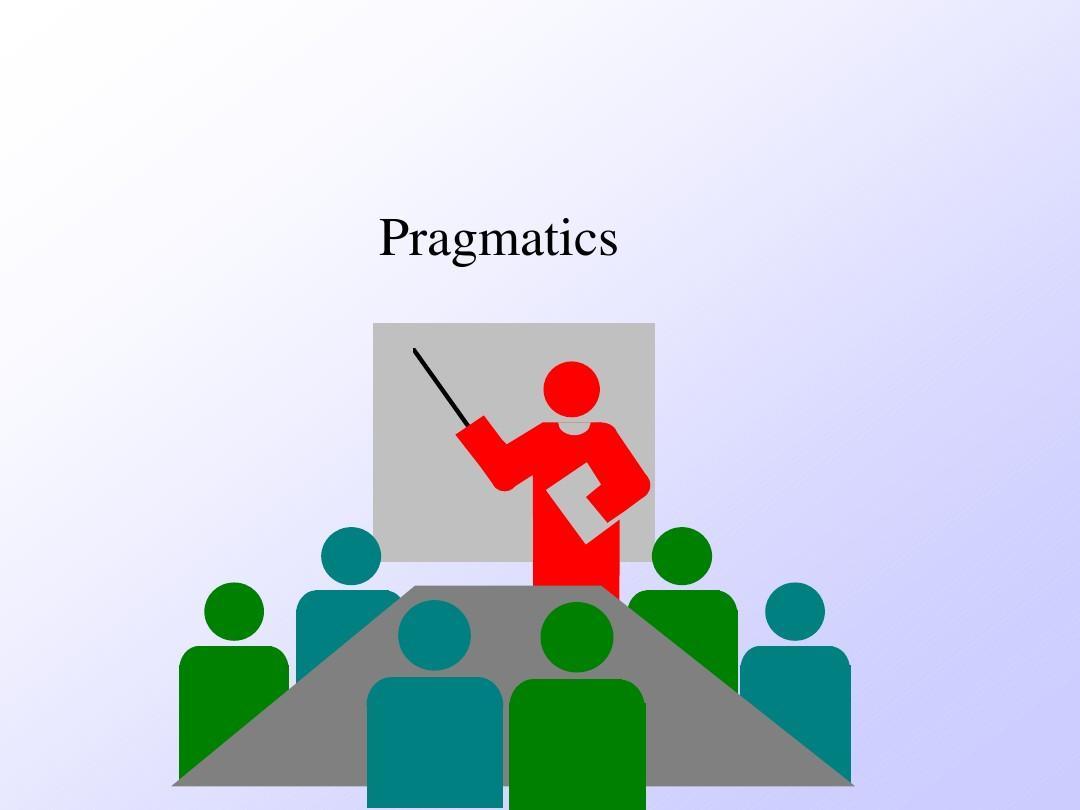 lecture 11 pragmatics