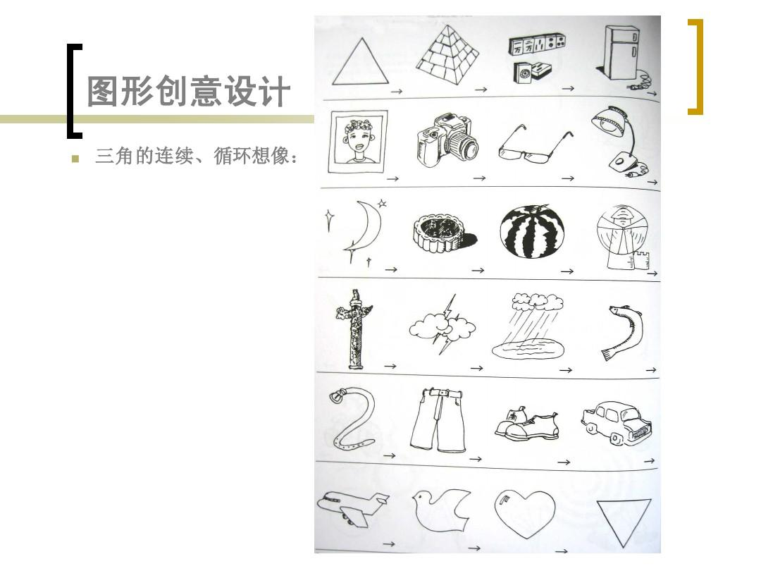 图形创意设计课堂作业1答案ppt图片