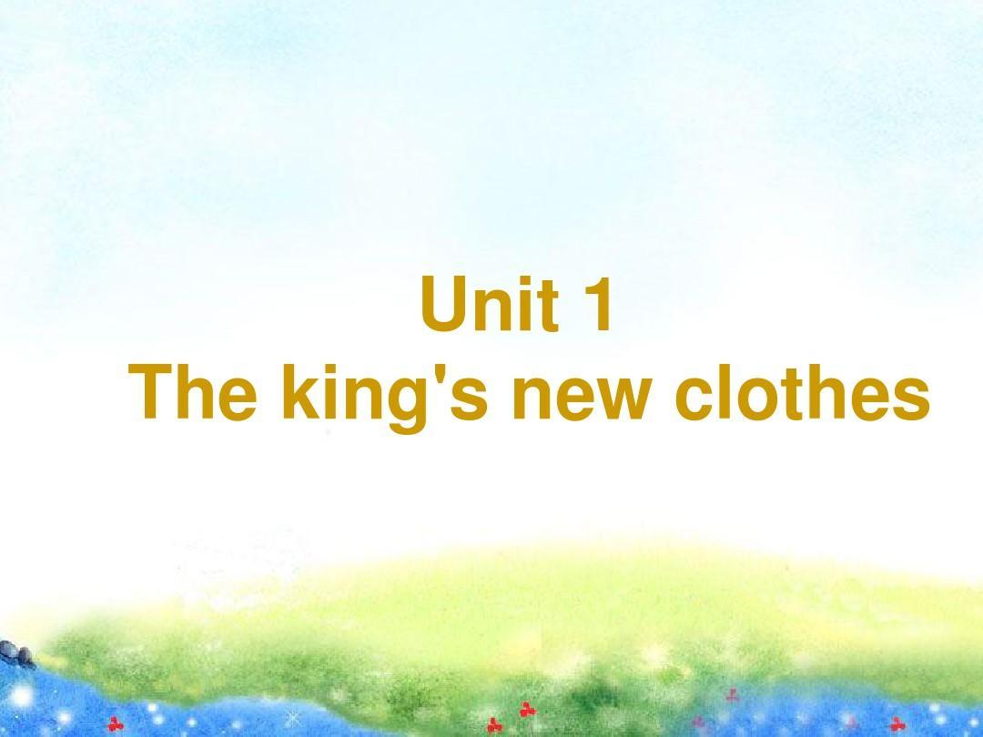 六年级新Unit 1