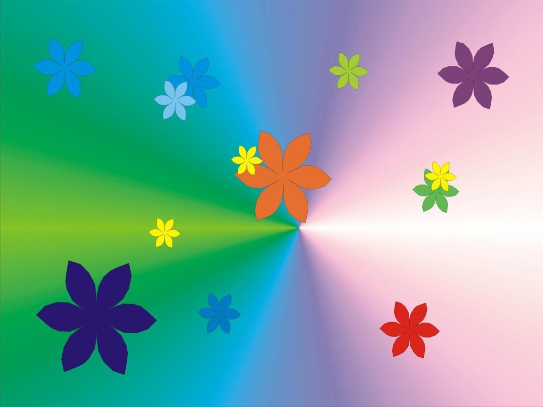 少儿英语之颜色课件 图文